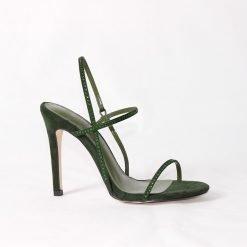 damski sandali v zeleno 1 247x247 - 6 модни тенденции, които ще освежат вашето лято през 2019 г.