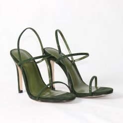 damski sandali v zeleno 247x247 - 6 модни тенденции, които ще освежат вашето лято през 2019 г.