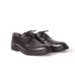 Мъжки обувки есенни черни