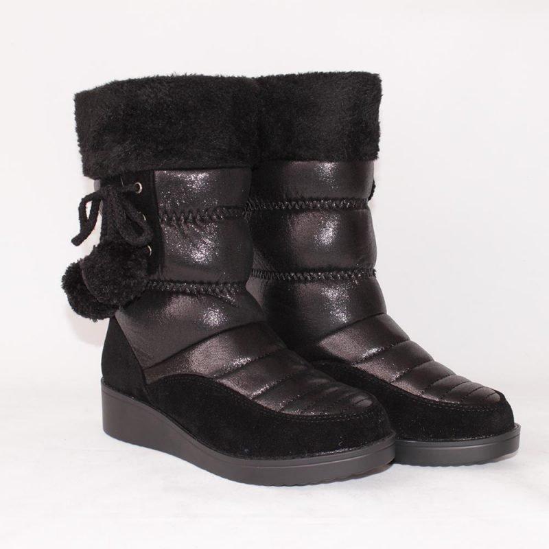 damski apreski cherni 800x800 - Обувки Онлайн VenDemi