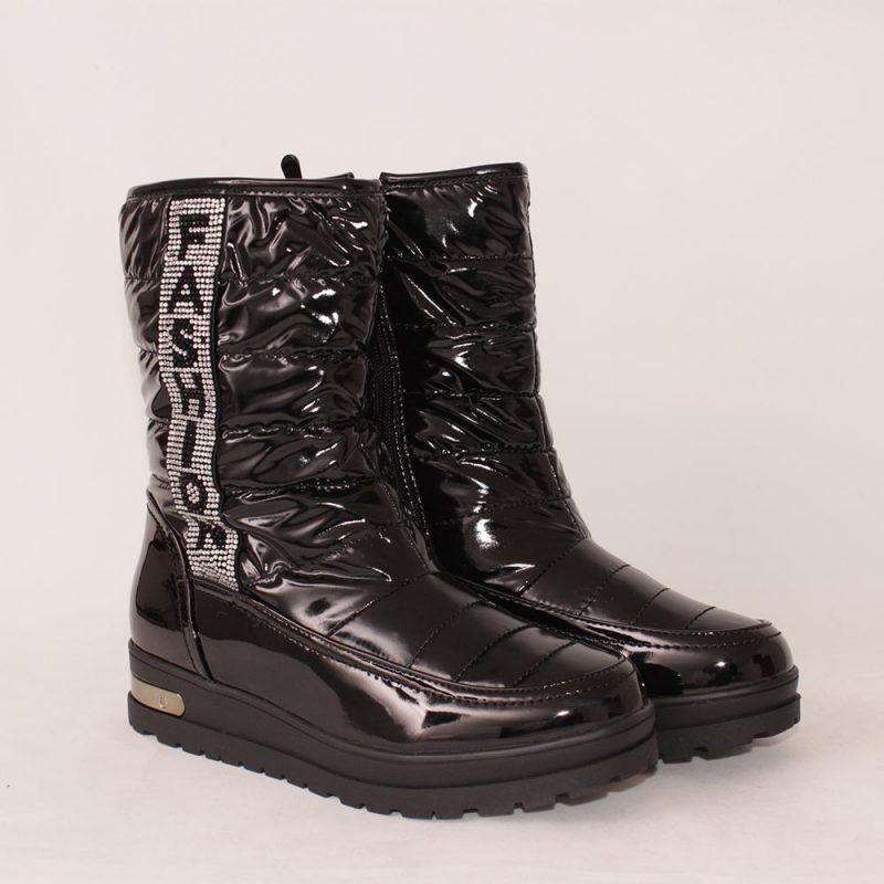 damski apreski cherni s cip 800x800 - Обувки Онлайн VenDemi