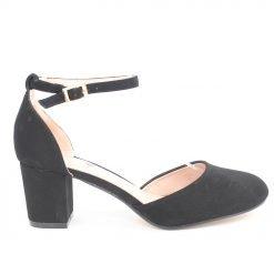 Дамски сандали със затворени пръсти