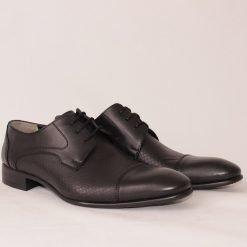 Черни официални мъжки обувки