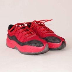 Червени дамски маратонки