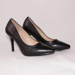 Дамски елегантни обувки с висок ток