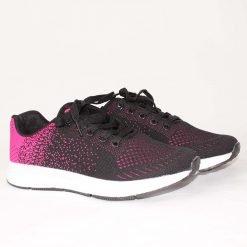 Летни дамски маратонки с розово