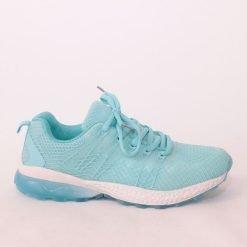 Сини летни дамски маратонки