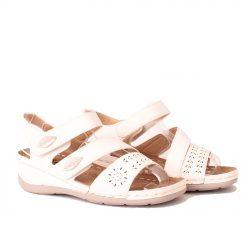ежедневни сандали бели 247x247 - Често срещани грешки при избор на обувки