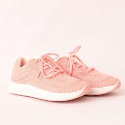 Дамски розови маратонки