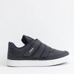 Сини мъжки обувки с лепенки