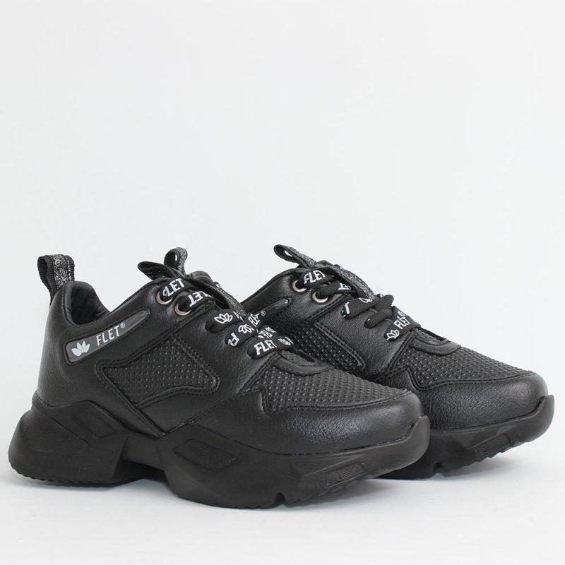 Черни дамски маратонки