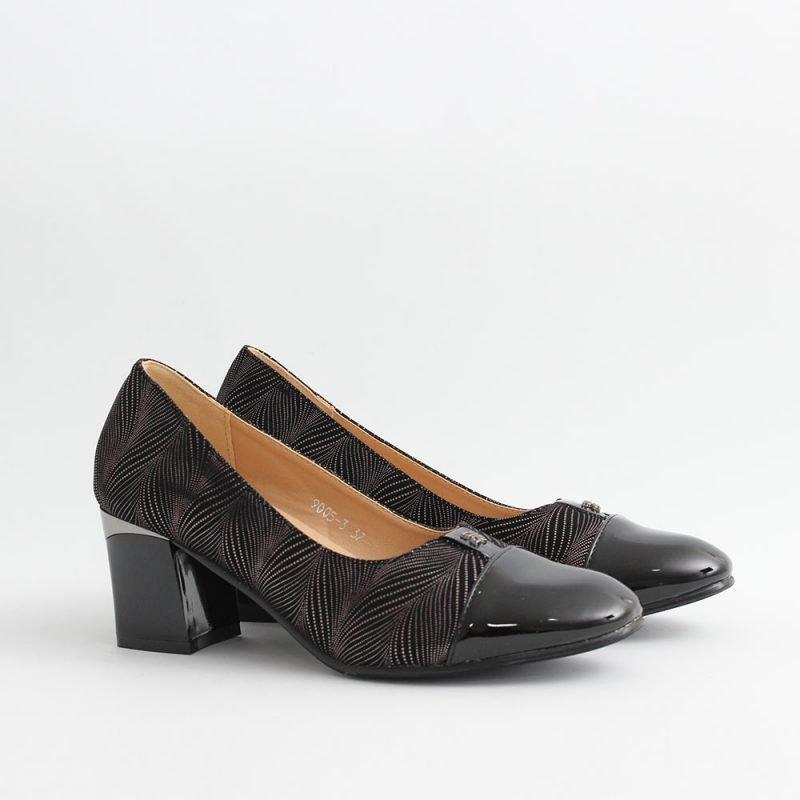 damski boti s tok sreden 800x800 - Обувки Онлайн VenDemi