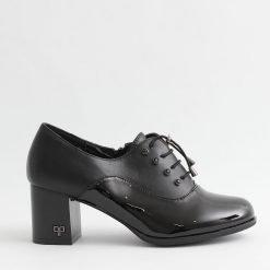 Дамски ежедневни обувки среден ток