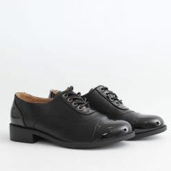 Дамски обувки ниски с лак