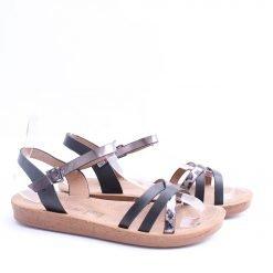 cherno sivi damski sandali 3 247x247 - Често срещани грешки при избор на обувки