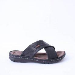 Черни мъжки чехли