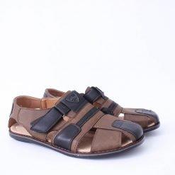 Мъжки сандали затворени