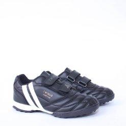 Черни детски маратонки тип стоножки