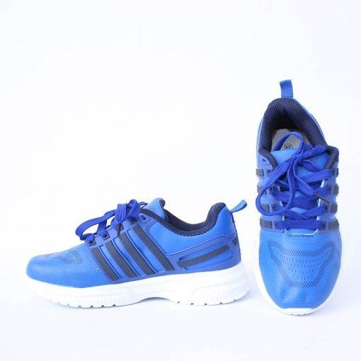 Детски сини маратонки