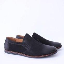 Мъжки ежедневни обувки сини без връзки