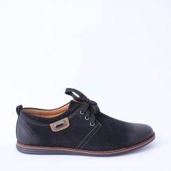 Мъжки обувки ежедневни в черно