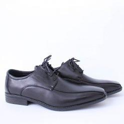Официални мъжки черни обувки