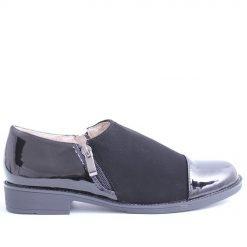 Дамски обувки ниски с цип