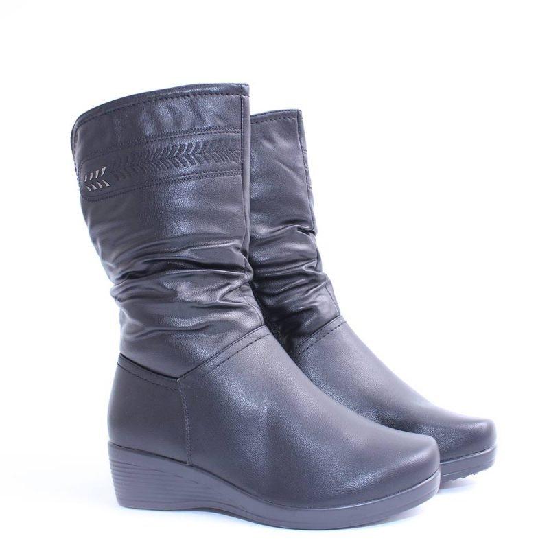 damski botushi sredni s niska platforma 800x800 - Обувки Онлайн VenDemi