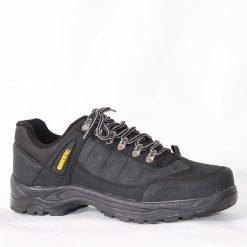 Юношески зимни обувки черни
