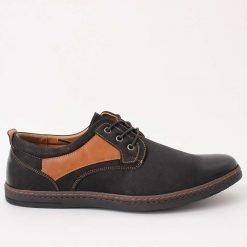 Мъжки обувки с връзки ежедневни