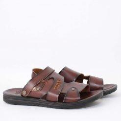 Мъжки сандали с три ленти