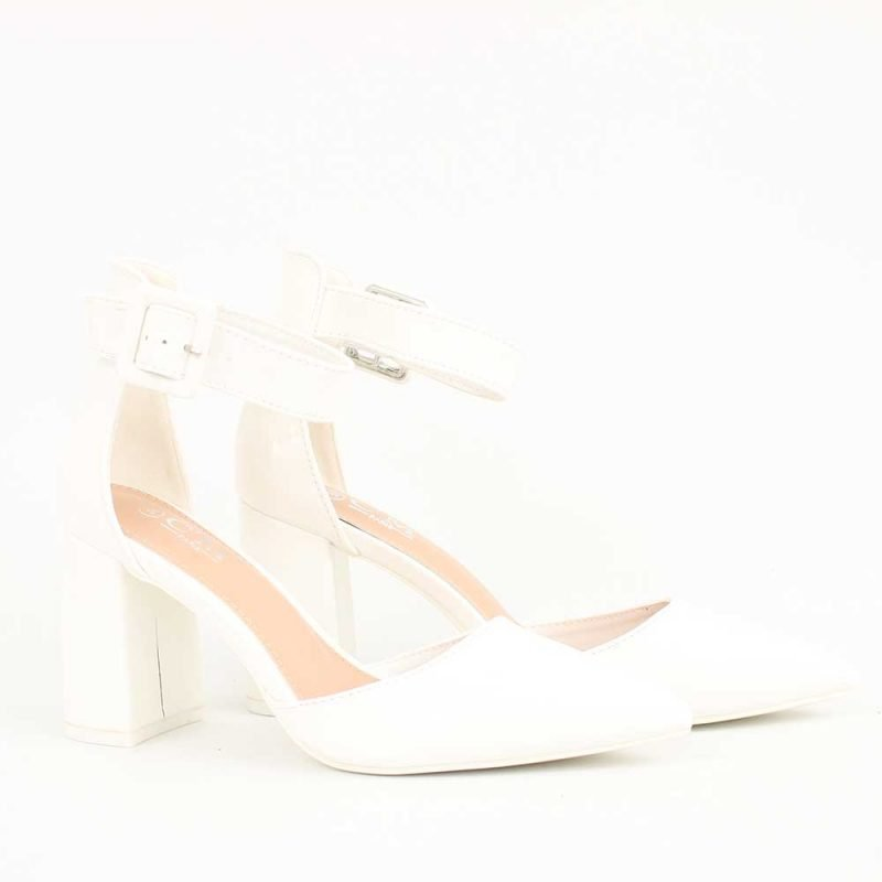 beli damski lacheni sandali 800x800 - Обувки Онлайн VenDemi