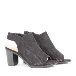 Дамски сандали на ток