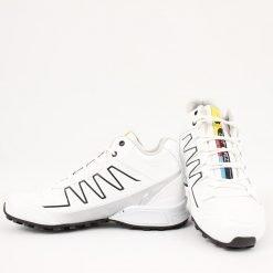 Мъжки маратонки високи бели