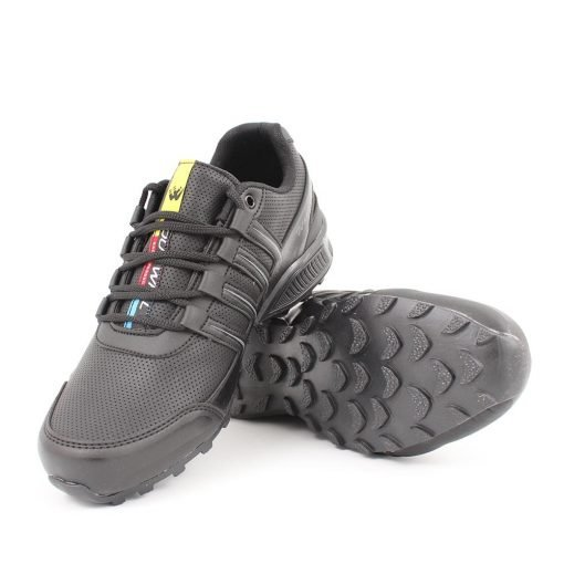 Черни мъжки маратонки ниски