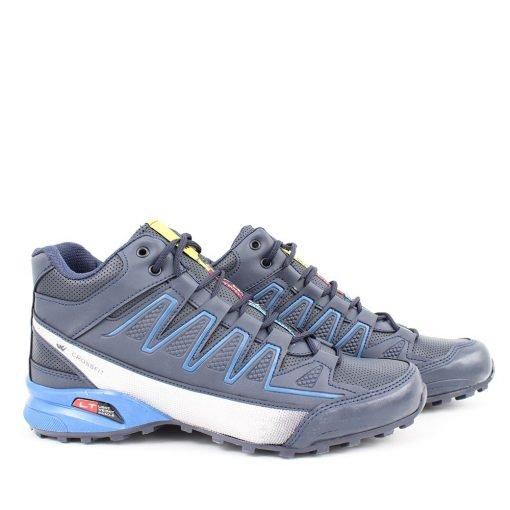 Мъжки маратонки високи сини